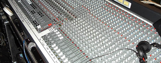 monitor mixing desk